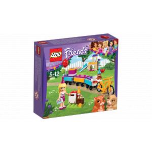 Lego - 41111 - Le train des animaux (303590)