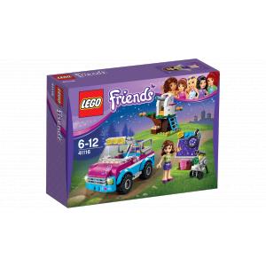 Lego - 41116 - La voiture d'exploration d'Olivia (303600)