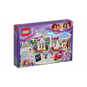 Lego - 41119 - Le cupcake café d'Heartlake City (303606)
