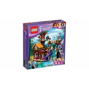 Lego - 41122 - La cabane de la base d'aventure (303612)
