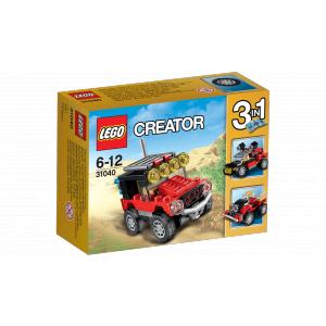 Lego - 31040 - Les bolides du désert (303622)