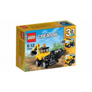 Lego - 31041 - Les véhicules de chantier (303624)