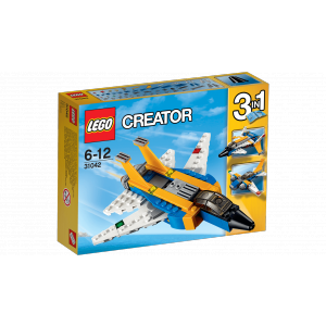 Lego - 31042 - L' avion à réaction (303626)