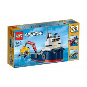 Lego - 31045 - L'explorateur des océans (303632)