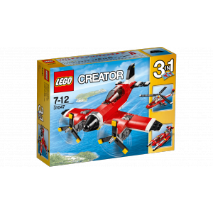 Lego - 31047 - L'avion à hélices (303636)