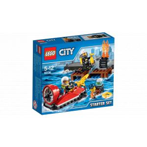 Lego - 60106 - Ensemble de démarrage pompiers (303644)