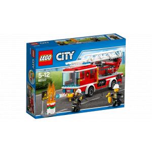 Lego - 60107 - Le camion de pompiers avec échelle (303646)
