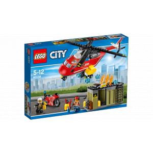 Lego - 60108 - L'unité de secours des pompiers (303648)