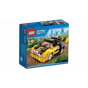 Lego - 60113 - La voiture de rallye (303654)