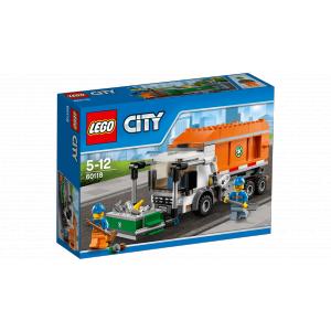 Lego - 60118 - Le camion poubelle (303664)