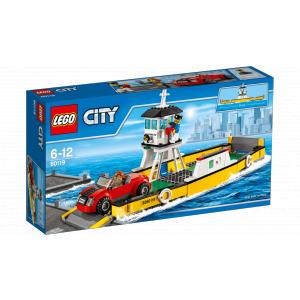 Lego - 60119 - Le ferry (303666)