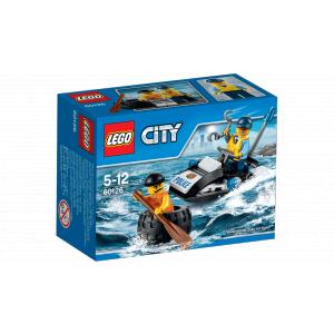Lego - 60126 - L'évasion du bandit en pneu (303668)