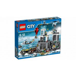 Lego - 60130 - La prison en haute mer (303676)