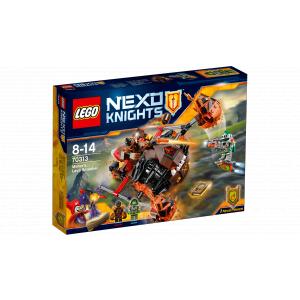 Lego - 70313 - L'écrase-lave de Moltor (303684)