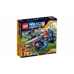 Lego - 70315 - L'épée rugissante de Clay (303688)
