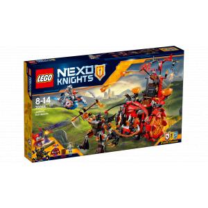 Lego - 70316 - Le char maléfique de Jestro (303690)