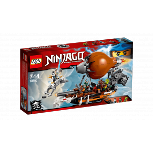Lego - 70603 - L'attaque du Zeppelin des Pirates (303714)