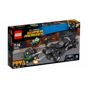 Lego - 76045 - Batman vs Superman 2 (303722)