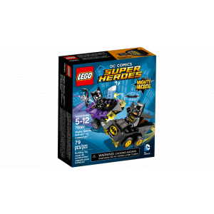Lego - 76061 - Mighty Micros: Batman™ vs. Catwoman (303728)