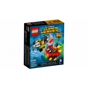 Lego - 76062 - Mighty Micros: Robin vs. Bane (303730)