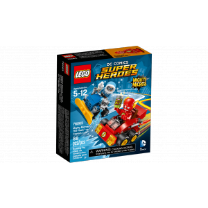 Lego - 76063 - Mighty Micros: The Flash vs. Captain Cold (303732)