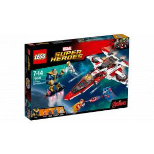 Lego - 76049 - La mission spatiale dans l'Avenjet (303738)