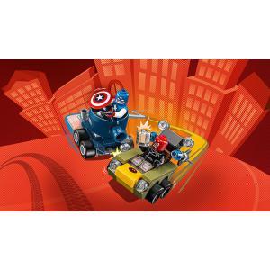 Lego - 76065 - Mighty Micros: Captain America vs. Red Skull (303746)