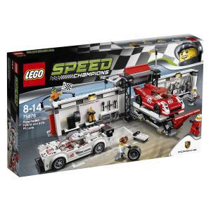 Lego - 75876 - Le stand de la Porsche 919 Hybrid et 917K (303762)