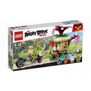 Lego - 75823 - Le vol de l'œuf de l'île des oiseaux (303776)
