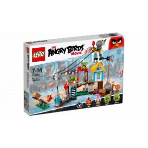 Lego - 75824 - La démolition de Cochon Ville (303778)