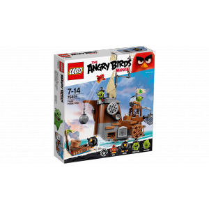 Lego - 75825 - Le bateau pirate du cochon (303780)