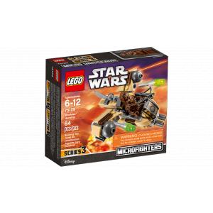 Lego - 75129 - Wookiee™ Gunship (303792)