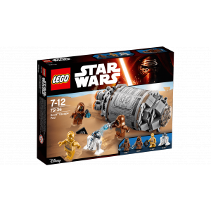 Lego - 75136 - Droid™ Escape Pod (303806)