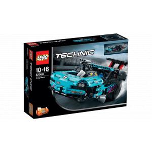 Lego - 42050 - Le véhicule dragster (303864)