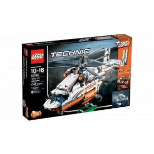 Lego - 42052 - L'hélicoptère de transport (303866)