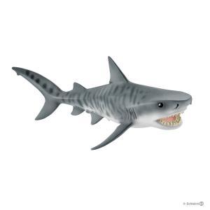 Schleich - 14765 - Figurine Requin tigre 15,7 cm x 7,5 cm x 5,4 cm (303956)