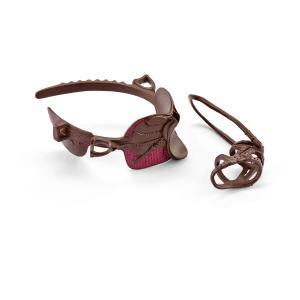 Schleich - 42285 - Selle de concours + harnais pour figurines (303970)