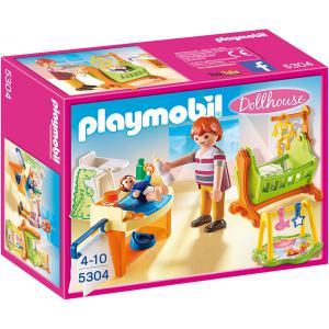 Playmobil - 5304 - Chambre de bébé (304208)