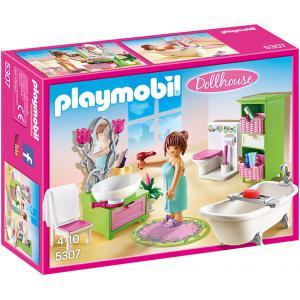 Playmobil - 5307 - Salle de bains et baignoire (304212)