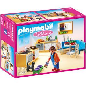 Playmobil - 5336 - Cuisine avec coin repas (304218)