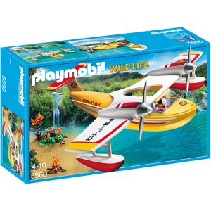 Playmobil - 5560 - Hydravion de sauvetage (304238)