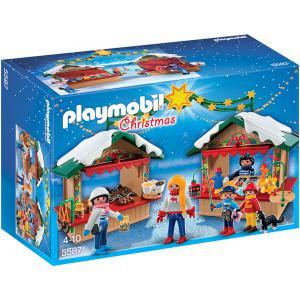 Playmobil - 5587 - Marché de Noël (304244)
