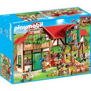 Playmobil - 6120 - Grande ferme (304270)