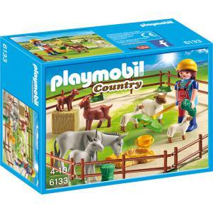 Playmobil - 6133 - Fermière avec animaux (304280)