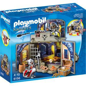 Playmobil - 6156 - Coffre 'Pièce du trésor des chevaliers' (304308)