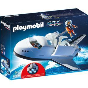 Playmobil - 6196 - Navette spaciale et spationautes (304348)