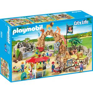 Playmobil - 6634 - Grand zoo (304372)