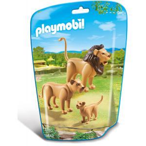 Playmobil - 6642 - Famille de lions (304400)