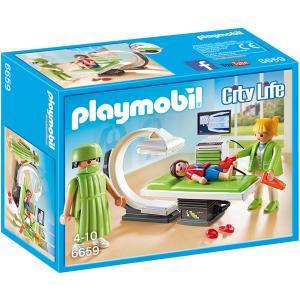 Playmobil - 6659 - Salle de radiologie (304462)