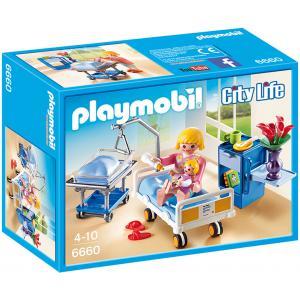 Playmobil - 6660 - Chambre de maternité (304464)